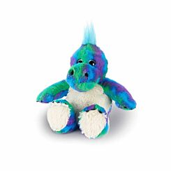 Warmies Rainbow Dinosaur Microwaveable Toy