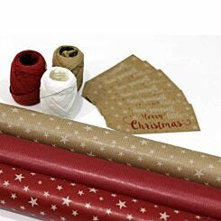 Krafty Stars Gift Wrap Pack