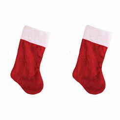 Super Jumbo Stockings Pack of 2