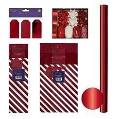 Design by Violet Red Metallic Christmas Bundle