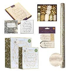 Design by Violet Golden Glimmer Christmas Bundle