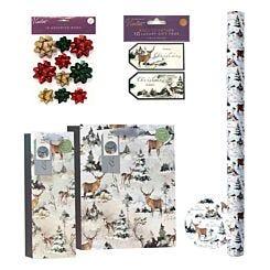 Design by Violet Back to Nature Christmas Bundle