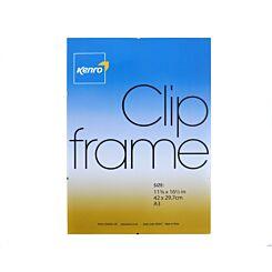 Kenro Clip Frame 420x297mm A3