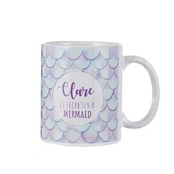Ryman Personalised Secret Mermaid Mug