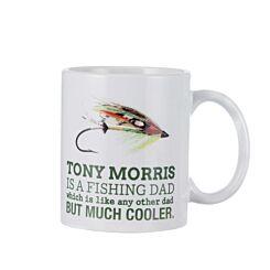Ryman Personalised Fishing Dad Mug