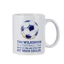 Ryman Personalised Football Dad Mug