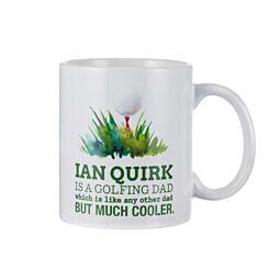 Ryman Personalised Golfing Dad Mug