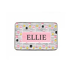 Ryman Personalised Spots and Stripes Large Pencil Tin
