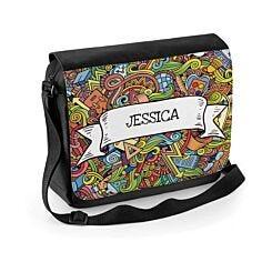 Ryman Personalised Doodle Shoulder Bag