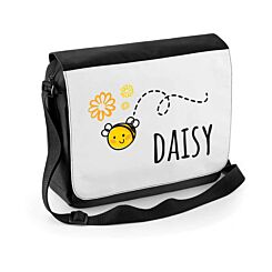 Ryman Personalised Bumble Bee Shoulder Bag