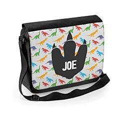 Ryman Personalised Dinosaur Shoulder Bag