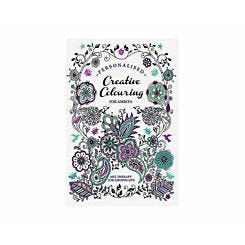 Personalised A5 Colouring Book Softback