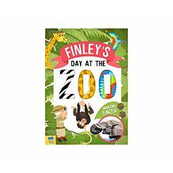 Personalised Zoo Book Softback
