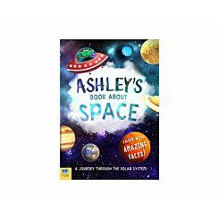 Personalised Space Book Softback