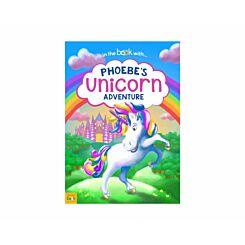 Personalised Unicorn Childrens Book