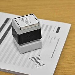 Brother Personalised Stamp 40mmx40mm