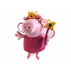 TY Beanie Babies Peppa Pig Princess