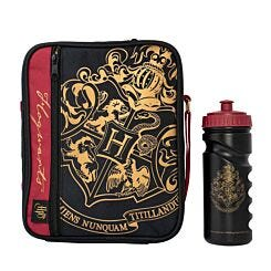 Harry Potter 2 Pocket Lunch Bag and Bottle Set