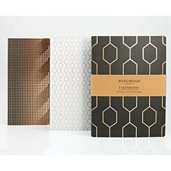 Wedgwood Flexi Notebook Set of 3 B6