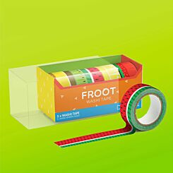 Froot Washi Tape Set of 5