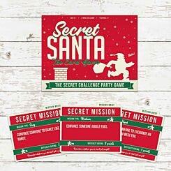 Secret Santa the Card Game