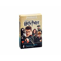 Waddingtons Number 1 World of Harry Potter Playing Cards