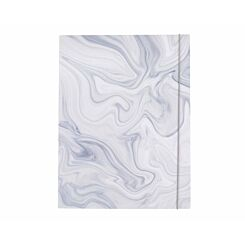 Ryman Paper File Marble Grey