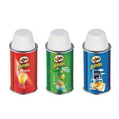 Helix Pringles Premium Eraser Assorted