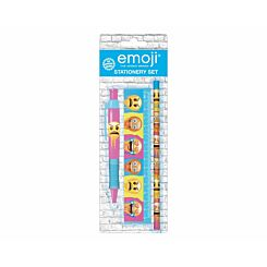Emoji Colour Stationery Set