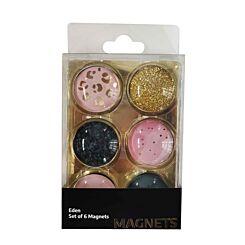 Eden Organising Magnets 6 Pack