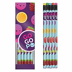 GOGOPO Scented Pencils Pack of 5