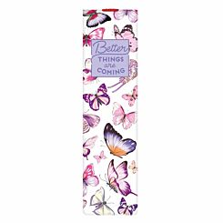 Legami Elastic Bookmark Butterfly