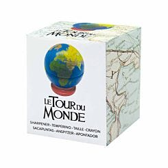 Legami Le Tour Du Monde Pencil Sharpener