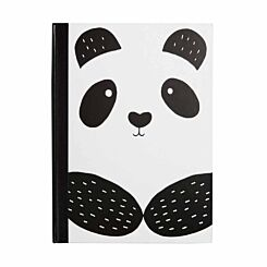 Panda Luxury Hardcover Notebook A4