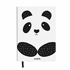 Panda Soft Cover Journal A5