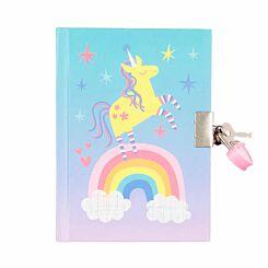Magic and Sparkle Lockable Diary