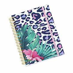 Wild Tropics PolyProp Notebook A5