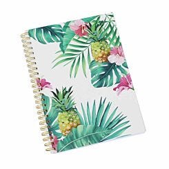 Wild Tropics Softcover Notebook A4