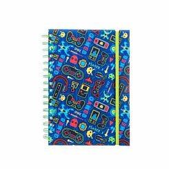Gamer PolyProp Notebook A5
