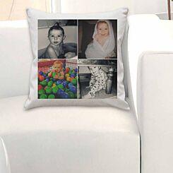 Personalised Multiple Photo Cushion