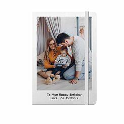 Personalised Photo Notebook