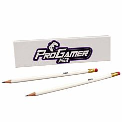 Personalised Pro Gamer Pencils in a Box