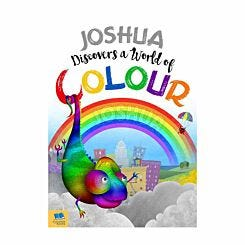 Personalised Discover a World of Colour Softback Book