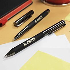 Personalised Milan Pen Gift Set