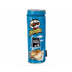Pringles Pencil Case Blue