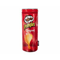 Pringles Pencil Case Red