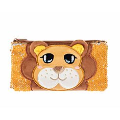 Animouth Lion Pencil Case