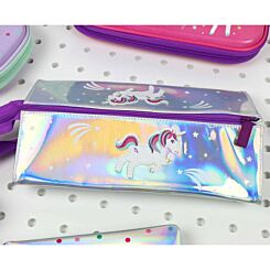 Scented Unicorn Open Up Pencil Case