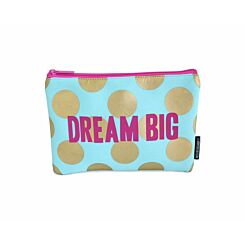 Slogan EVA Pencil Case Dream Big