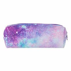 Purple Galaxy Pencil Case